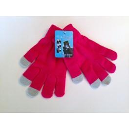 Écran tactile gants noir