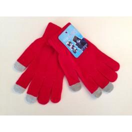 Touchscreen Handschuhe braun