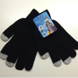 Touchscreen Gloves black