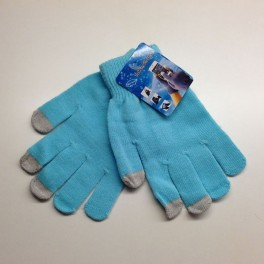 Touchscreen Gloves gray