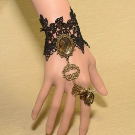 Bracelet with Ring Beauty
