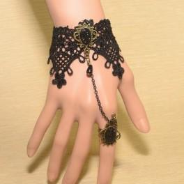 Bracciale con anello Bijou