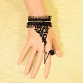 Bracelet avec anneau Princess