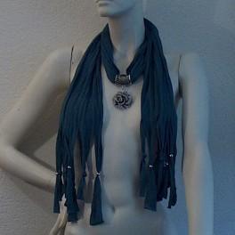 Gioielli sciarpa Rose